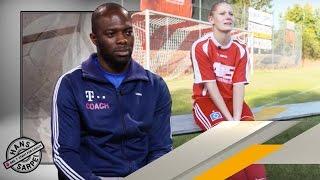 Hans Sarpei beim FC Oste/Oldendorf (Frauen) - Das T steht für Coach | Staffel 4, Folge 1