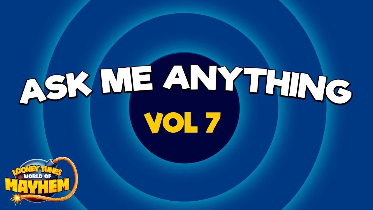 Looney Tunes World of Mayhem | Ask Me Anything