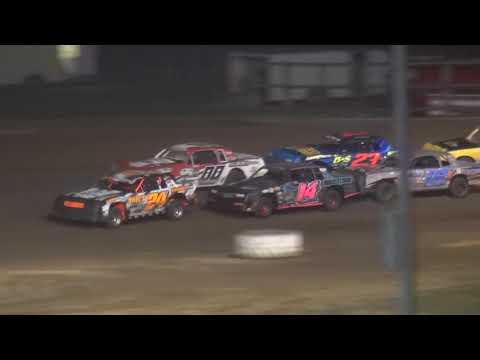 IMCA Hobby Stock Season Championship Independence Motor Speedway 8/25/18