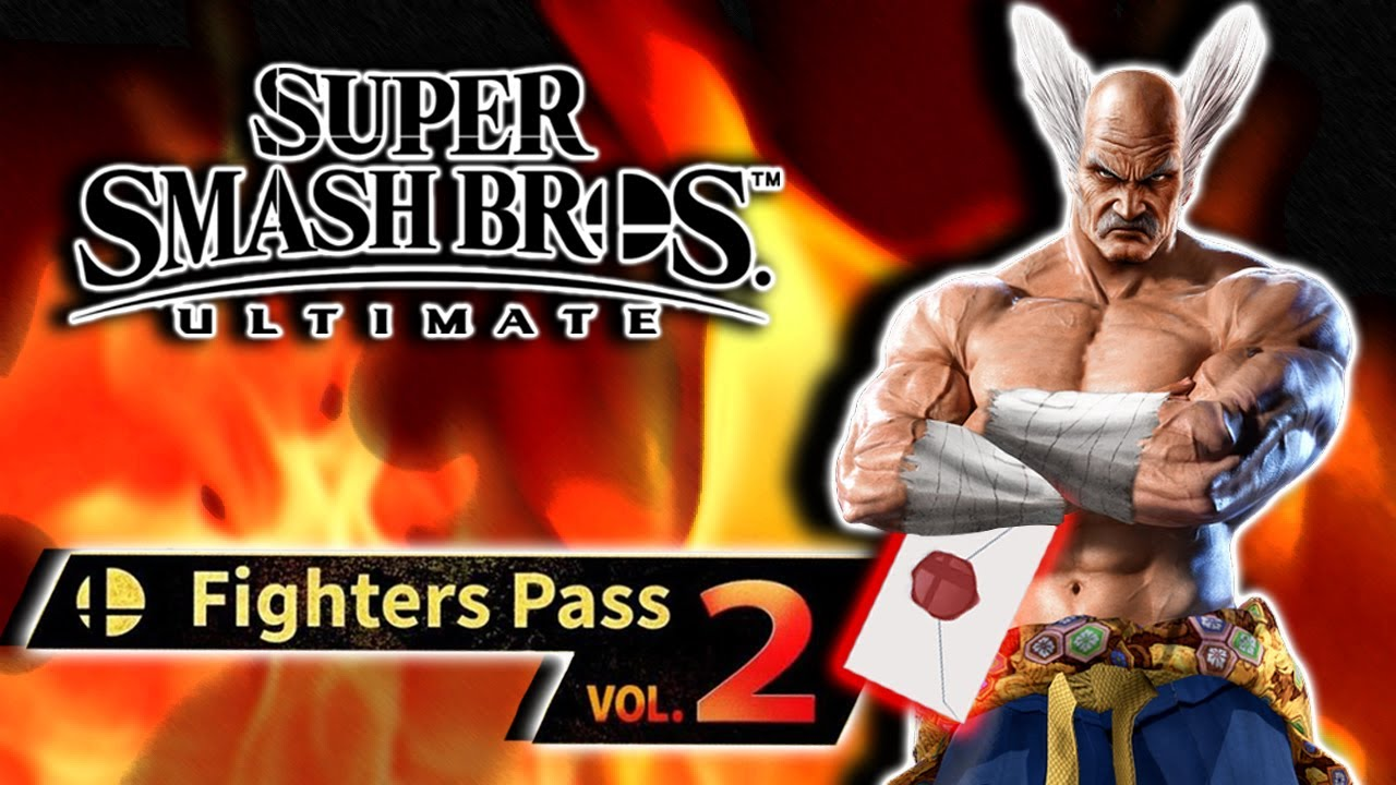 Super Smash Bros. Ultimate DLC - Predicting Fighters Pass 2 thumbnail