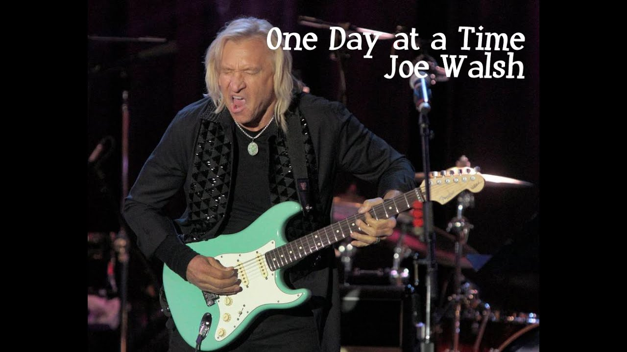 Lyric one day at a time lyrics : One Day at a Time Joe Walsh with Lyrics - YouTube