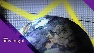 Are we heading for a global recession? - BBC Newsnight