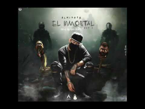 El Inmortal - Almighty (Tiraera pa Farruko y Lary Over) RIP CARBON FIBER MUSIC