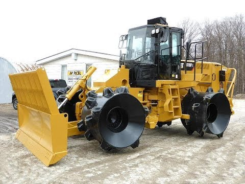 CAT 816F II Landfill Compactor (2007) - Cat Dealer Maintained