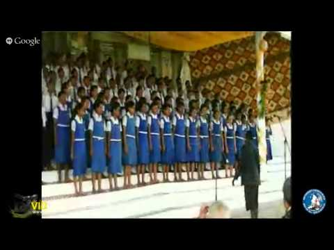 Methodist Church In Fiji Festival of Praise Day 14/08/15 Secondary School Catagory