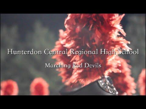 Hunterdon Central Marching Red Devils