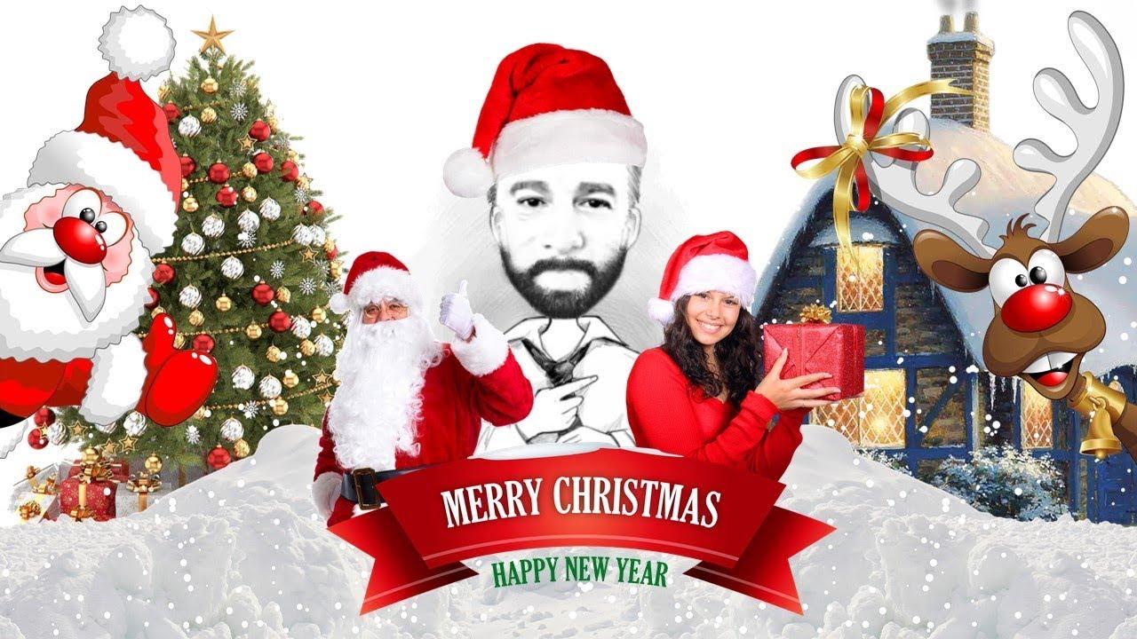 Frohe Weihnachten und guten Rutsch ins neue Jahr 2018 ! - YouTube