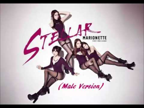 Stellar - Marionette (Male Version)