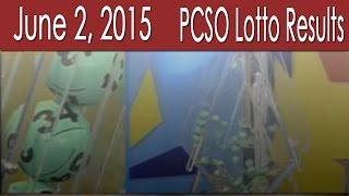 PCSO Lotto Results June 2, 2015 (6/49, 6/42, Swertres, 6D & EZ2)
