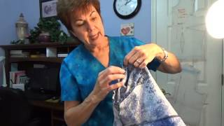 How to Ease a Sleeve and Insert in Blouse