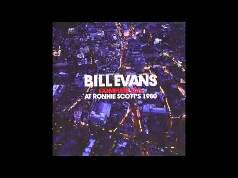 Bill Evans - Complete Live At Ronnies Scott's (1980 Album)