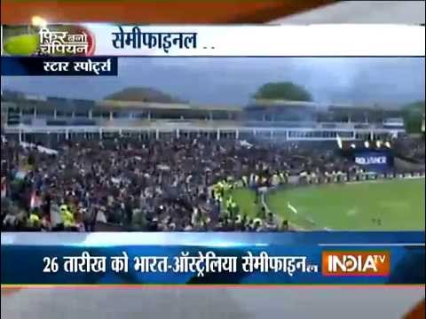 ICC Cricket World Cup 2015: Australia Fears From Fans of Team India - India TV