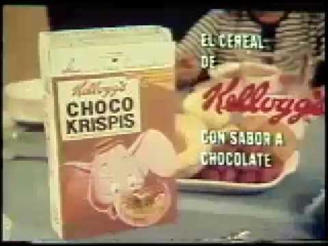Comercial de choco krispis a os 70 39 s en m xico youtube - Television anos 70 ...