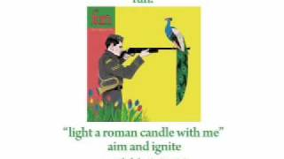fun. - Light A Roman Candle With Me [AUDIO]