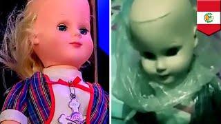 人間を攻撃する呪いの人形 持ち主の交際相手にも嫉妬 トモニュース