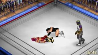 HOW TO PLAY FIRE PRO WRESTLING WORLD