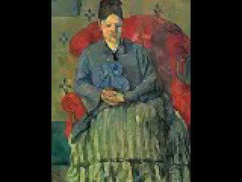 Artracaille du 11-07-2017 : Portraits de Cézanne