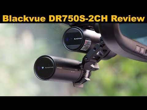 Blackvue DR750S-2CH Dashcam Review
