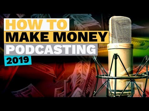 How to Make Money Podcasting in 2019 (Podcast Monetization Tutorial) Mp3
