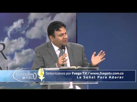 Evangelismo de Fuego  - Pastor Diego García / Casa de Amor y Restauración /  17 de Mayo de 2015