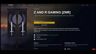 Destiny 2 - Clan and Banner Creation and Recruitment
