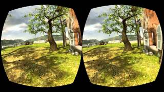 Oculus Rift - My First Trip into Tuscany