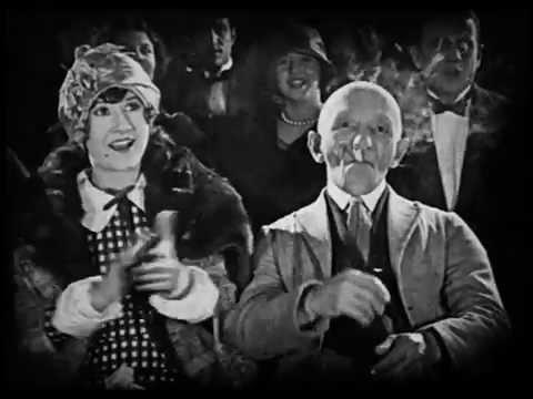 rare silent film - Sherlock's Home (1924) starring Alberta Vaughn