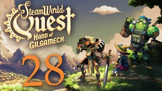 SteamWorld Quest: Hand of Gilgamech - Арена испытания: Кубок Воина Бездны [#28] | PC