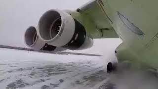 Первый взлёт новейшего самолета-заправщика Ил-78М-90А