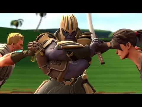 Craig and Ramirez Vs Thanos