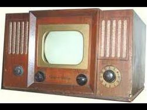 CUBAN TV (Early 1950'S) TELEVISION CUBANA  (Principios de lo