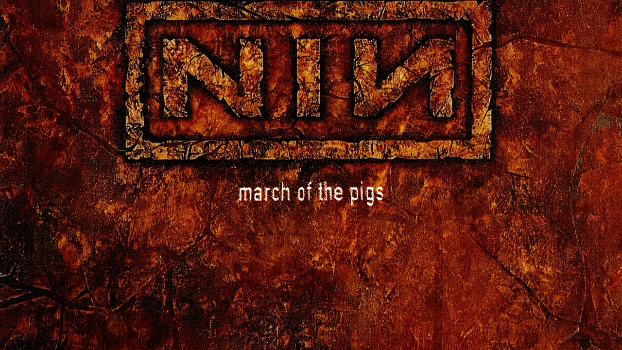Nine Inch Nails - March Of The Pigs (instrumental) - YouTube