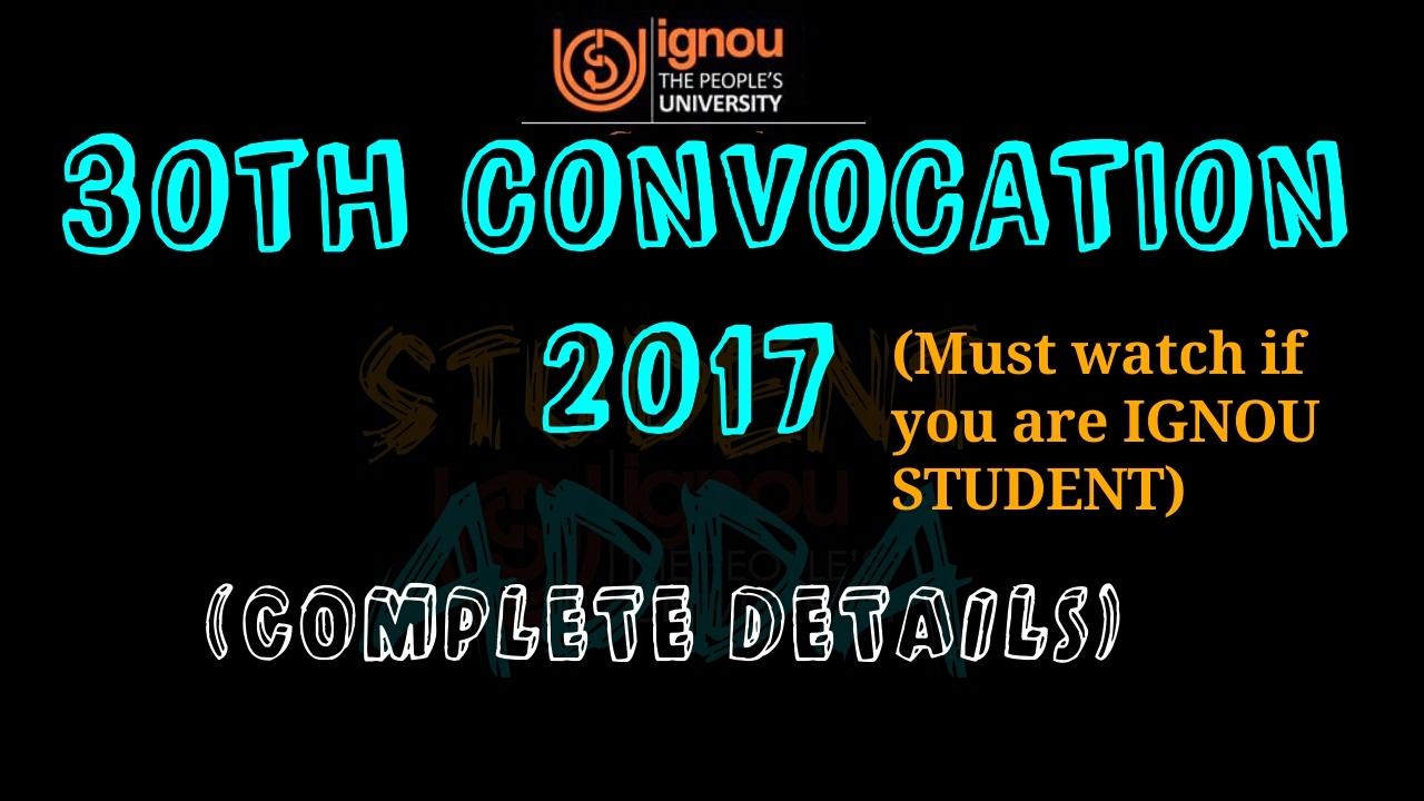 ignou b.ed convocation form download 2013