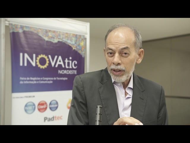 INÁCIO ARRUDA - Secretário de Ciência e Tecnologia do CE
