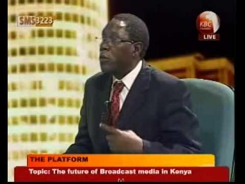 The Future of Broadcast Media in Kenya