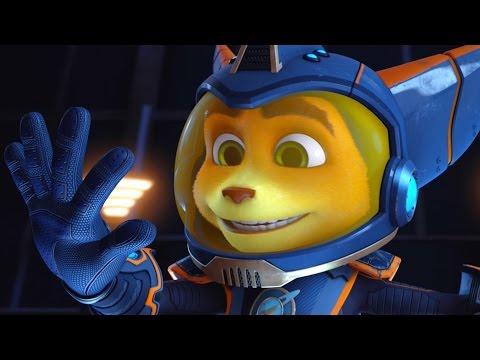 Ratchet And Clank - Ranger Training (5)