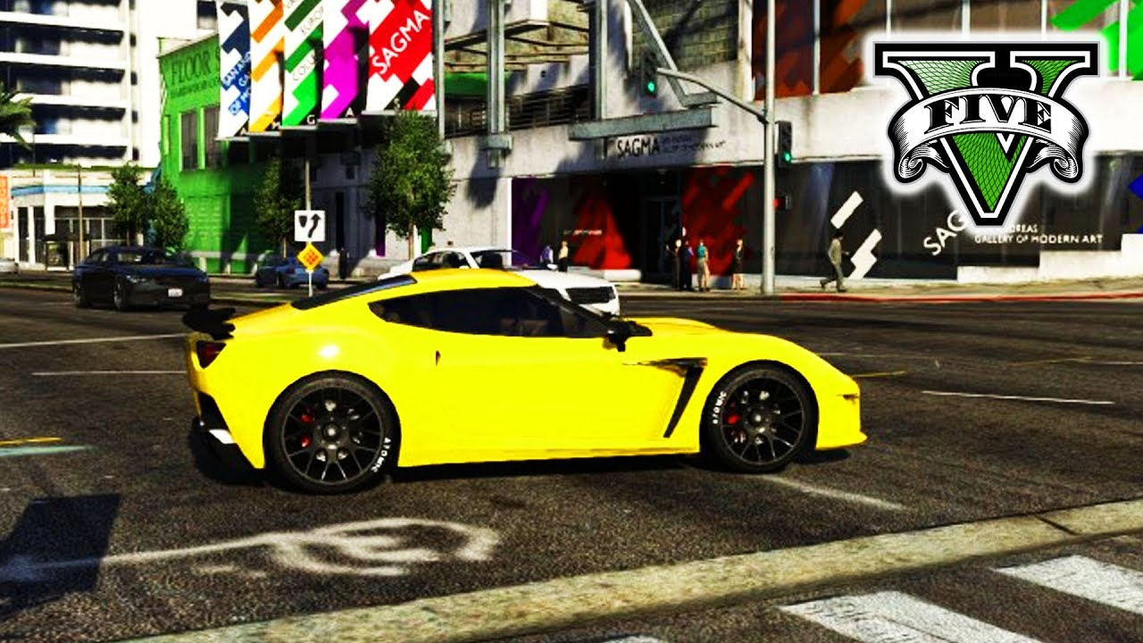 Best Customized Cars In Gta  Offline