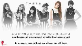 T-ara - If I See Her Lyrics [Han,Rom,Eng] MP3