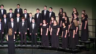Cherry Hill East Spring Choral Concert 2018