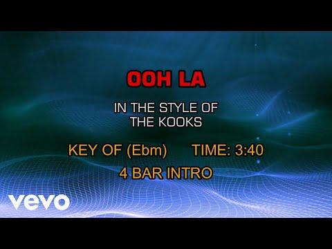 The Kooks - Ooh La (Karaoke)