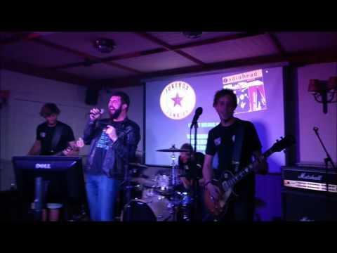 Serkan Soyak Ft. Jukebox Junkies - Creep | Live @ O'neill's Bournemouth - 2016