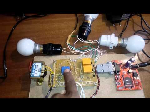Android Based Home Automation System using 8051 Based Microcontroller