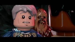 LEGO Star Wars Finn Vignette
