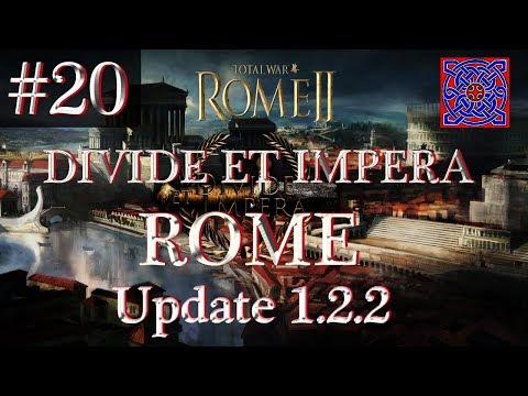 Preemptive Strike :: Total War Rome II (S2) - Divide Et Impera  1.2.2 - Roman Gameplay : #20