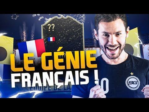 JE PACK LE GÉNIE FRANÇAIS !