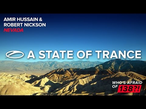 Amir Hussain & Robert Nickson - Nevada (Original Mix)