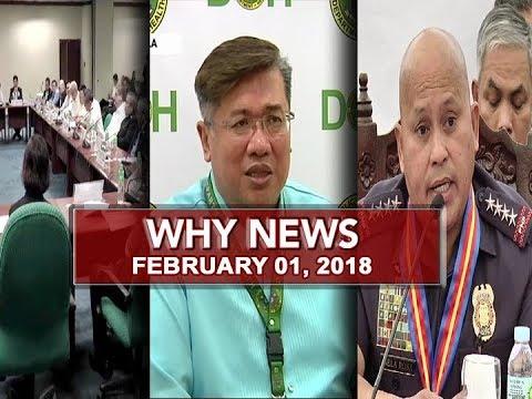 UNTV: Why News (February 01, 2018)