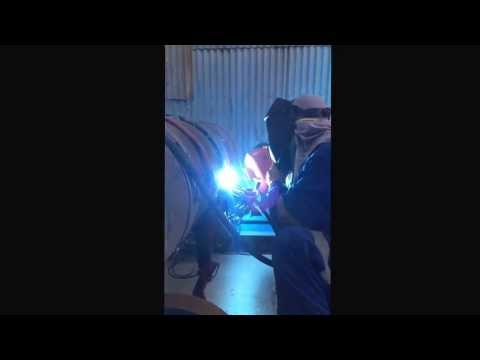 Fully Mechanised welding of alloy 625 clad pipe