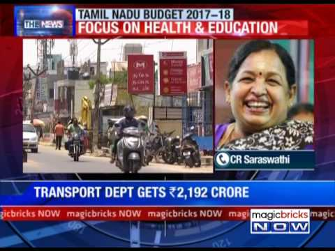Tamil Nadu finance minister presents his maiden budget: The News – 16 March