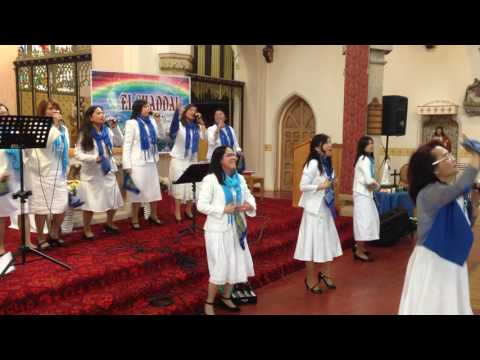 El Shaddai Newcastle Chapter UK 10th Thanks Giving Anniversary London Chapter